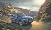 BMW X3 car hits Bangladesh road