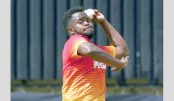 Zimbabwe's Vitori suspended from bowling