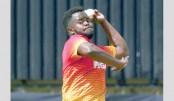 Zimbabwe's Vitori suspended from bowling