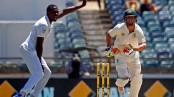 Australia wins toss, bats in 2nd test in South Africa