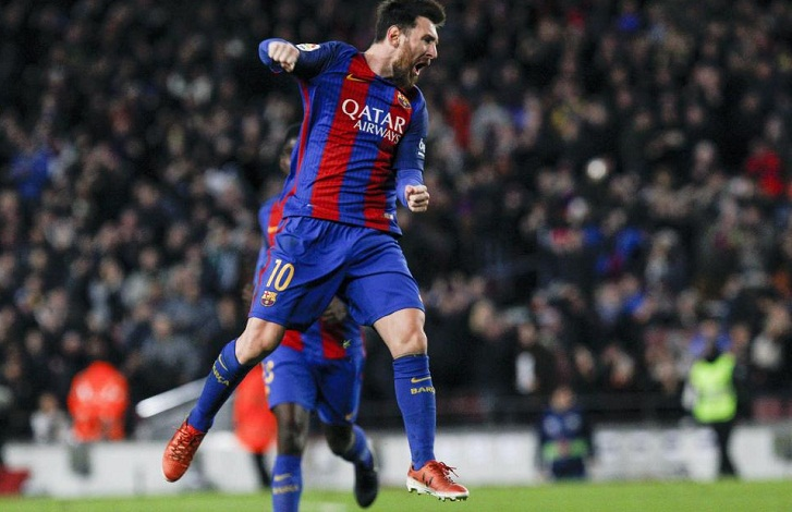 Messi misses Barca match 'for baby's birth'