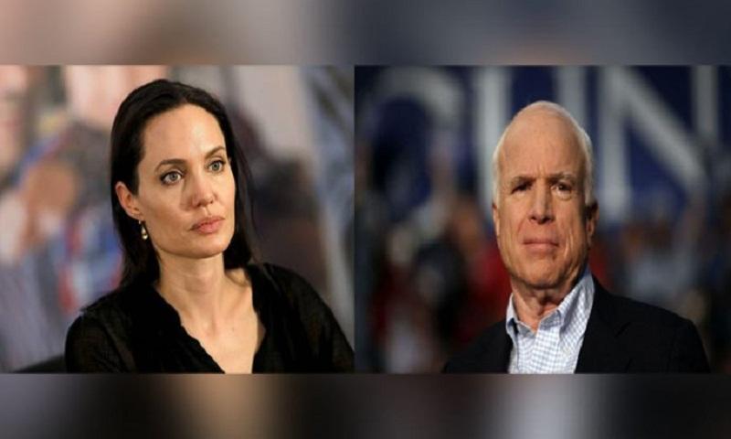 John McCain, Angelina Jolie call America's attention to Rohingya crisis