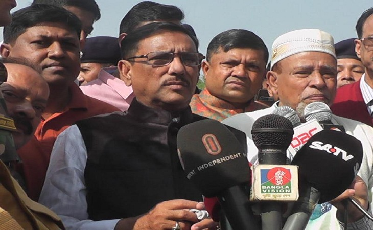 Get ready for election, Quader to BNP