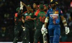 Bangladesh to chase 215 against Sri Lanka to win