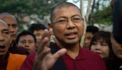 Ultra-nationalist Myanmar monk walks free from prison