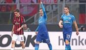 Arsenal stun Milan to ease pressure