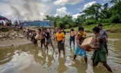 Rohingya living in 'no man's land' insist they will stay