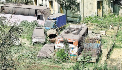 Police stations or dumping grounds?
