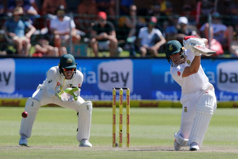 De Villiers and South African tail flay Australia