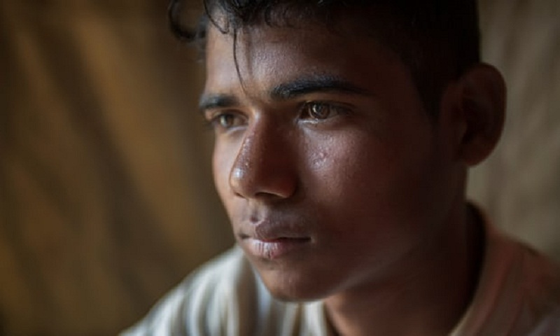 Rohingya's teens seek counselling to cope with Myanmar brutality