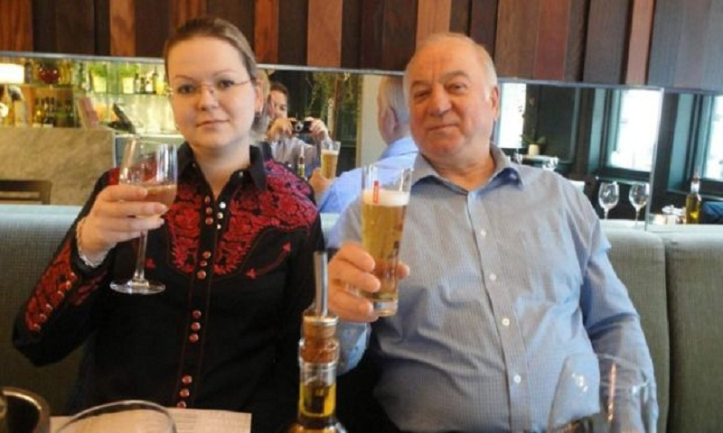 Russian spy: Traces of nerve agent 'found at Zizzi'
