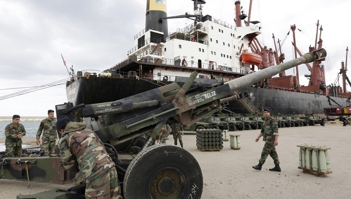 War, conflict fuel arms imports to Middle East, Asia: study