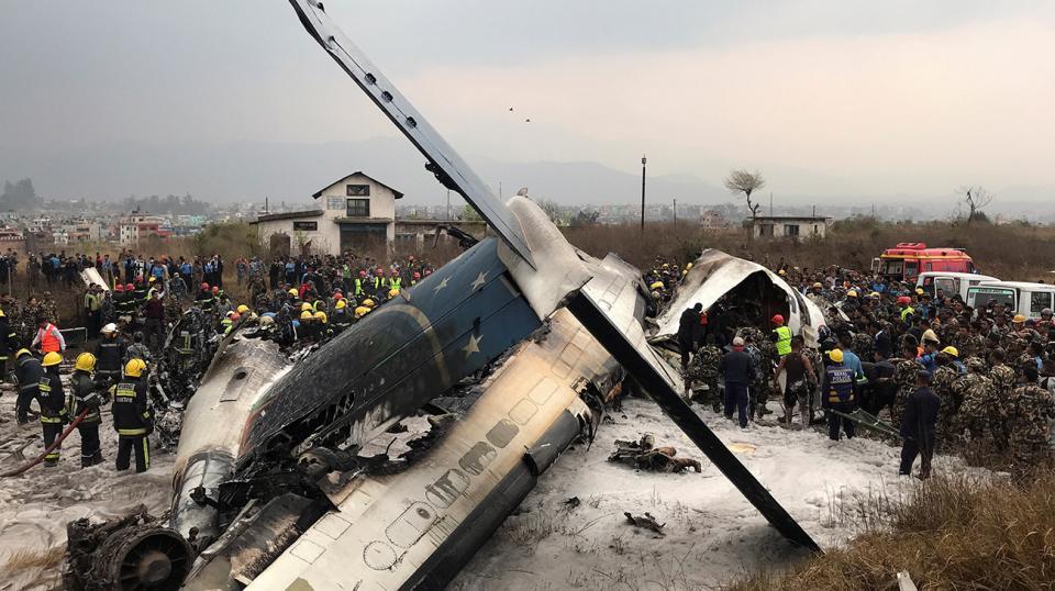 US-Bangla flight crash: 13 medical students were on board