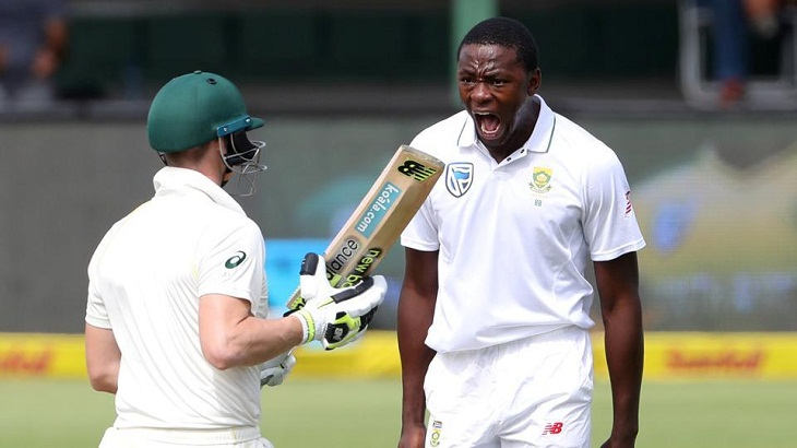 South Africa beat Australia to level Test series