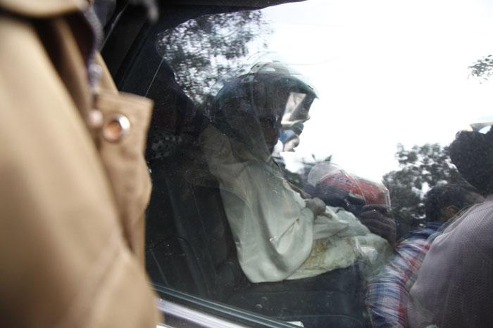 Khaleda now shown arrested in Comilla arson case
