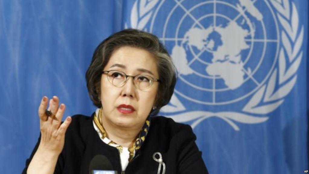 Incidents in Rakhine bear hallmarks of genocide: Yanghee Lee