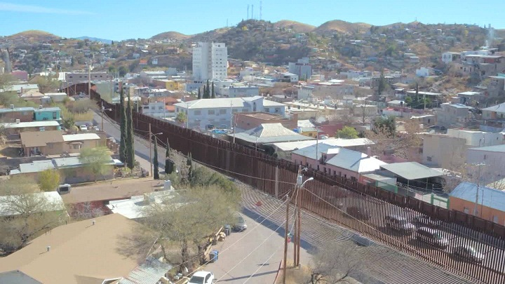 Despite heated rhetoric, little change on US-Mexico border