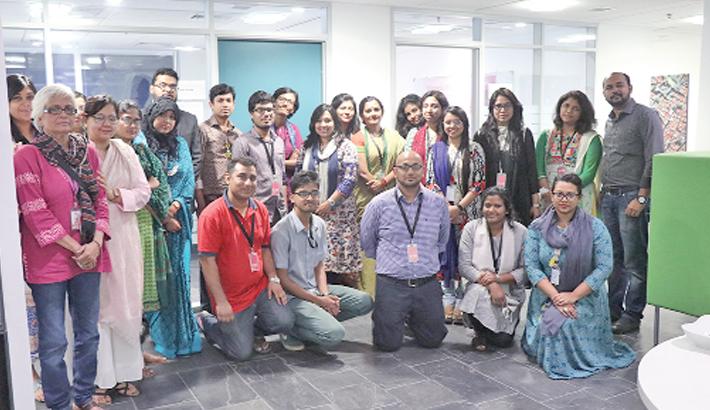 Wiki workshop for women held