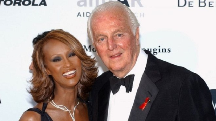 French fashion icon Givenchy dies