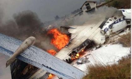 US-Bangla flight crash: Probe body formed