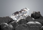 Scientists find new type of ice inside diamonds