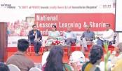 'Involve locals in disaster preparedness'