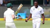 Rabada restores South African dominance in second Test