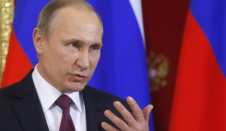 Putin's world: key areas in Russia's foreign policy