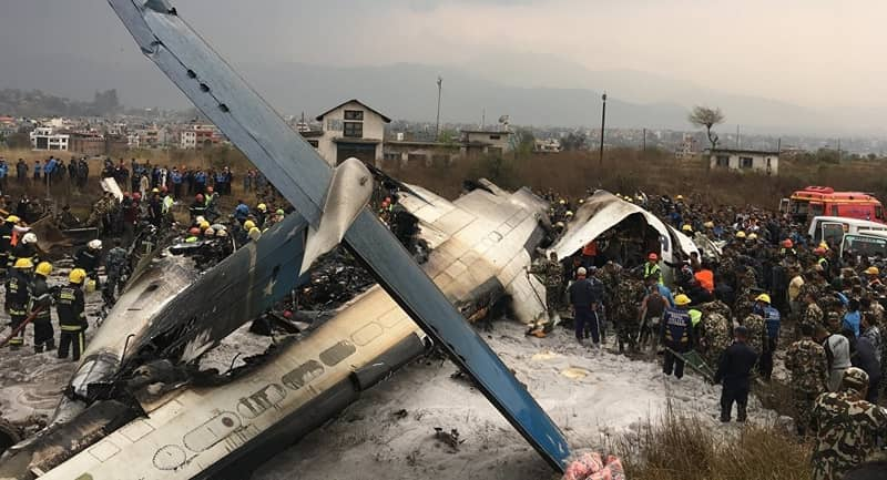 US-Bangla Plane Crash: 46 relatives of victims off to Kathmandu