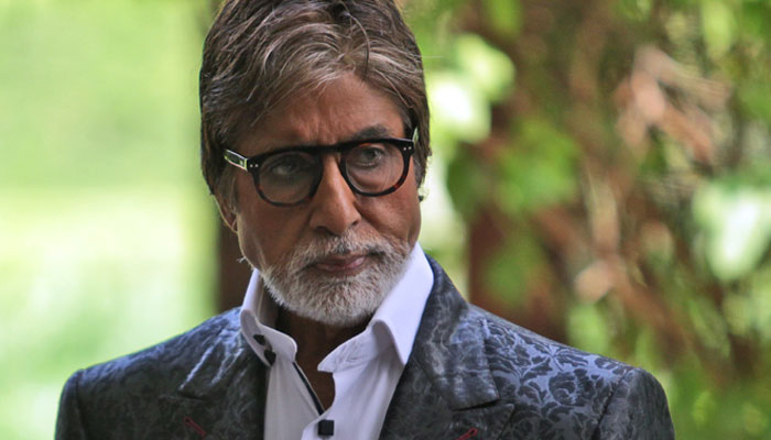 Amitabh Bachchan being taken to Mumbai after sudden illness