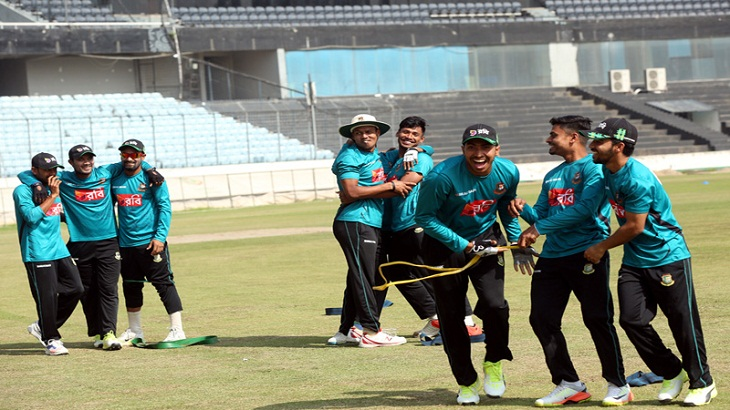 Motivated tigers to take on India Wednesday