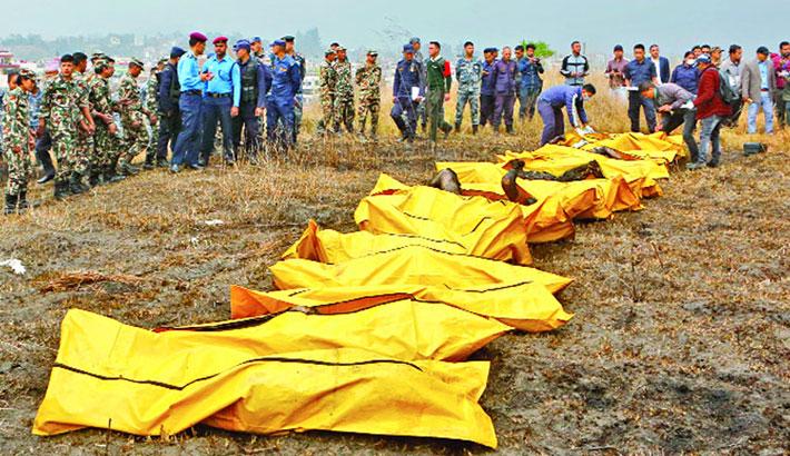 25 Bangladeshis  among the dead