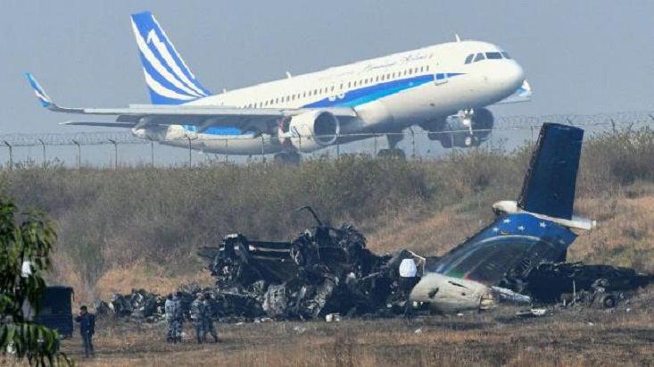 Five things to know about Nepal's flight safety record