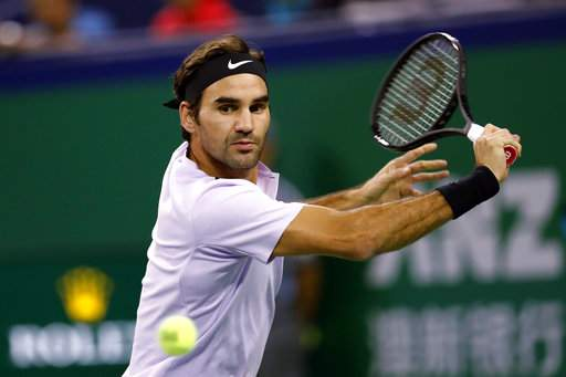 Federer rolls into fourth round at Indian Wells