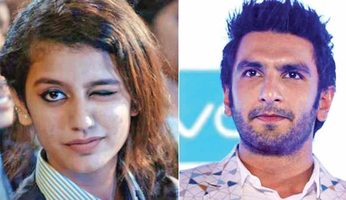 Priya to romance Ranveer in Simmba
