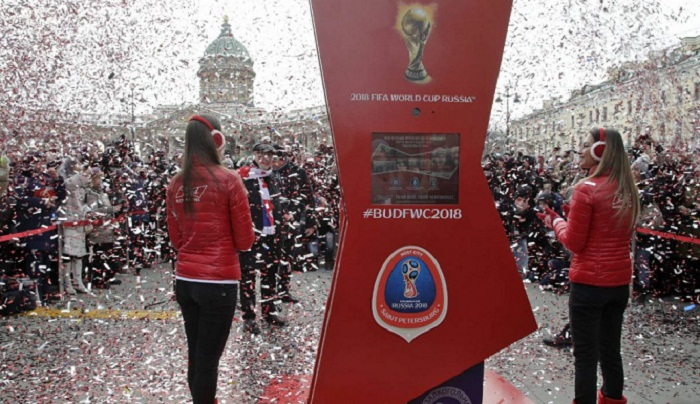 FIFA apologises as World Cup ticket site fails to cope