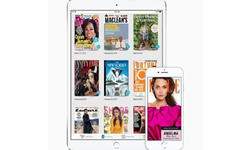 Apple acquires digital magazine platform Texture