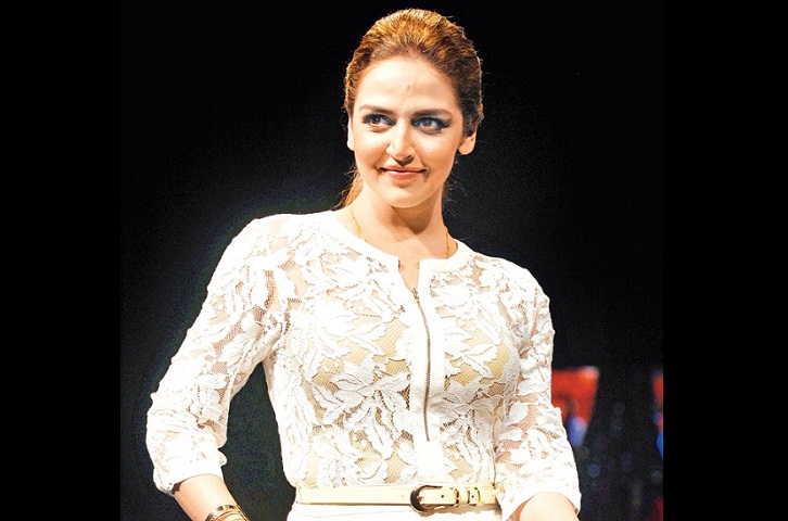 Esha Deol to make her bollywood comeback after seven years with Cakewalk