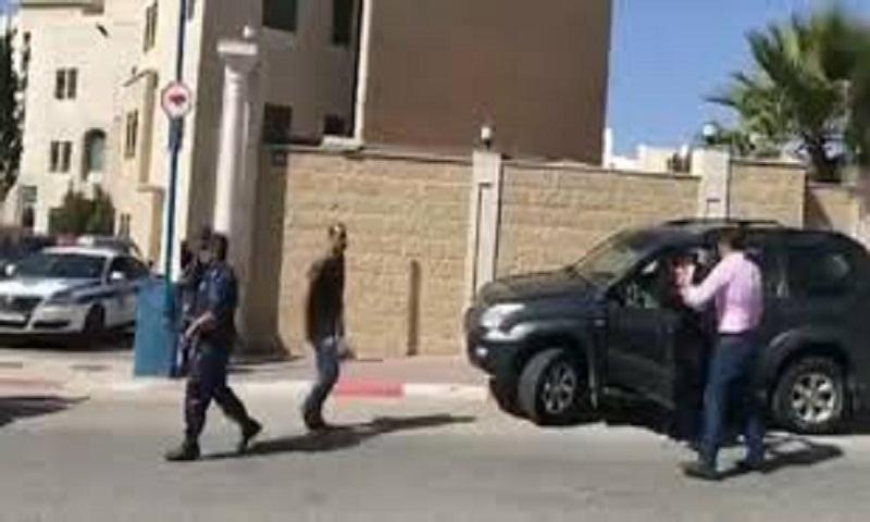 Explosion strikes Palestinian prime minister's convoy in Gaza