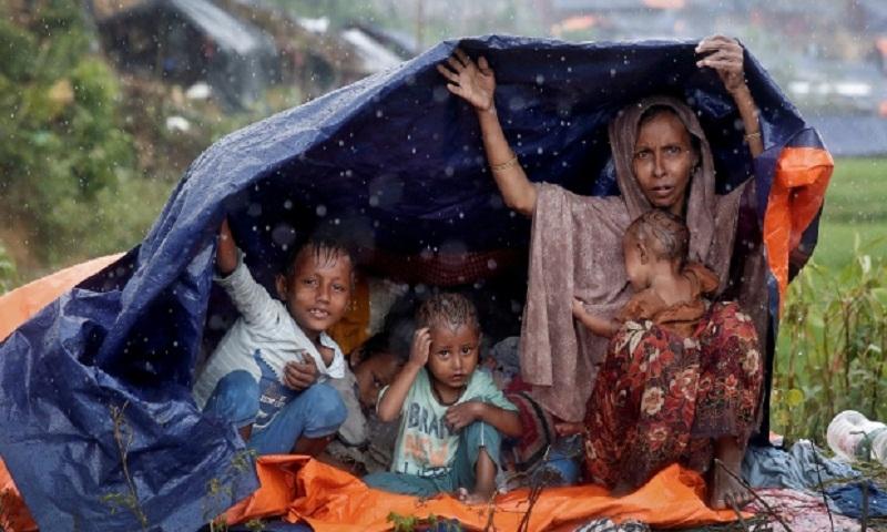 International support for Rohingya refugees is urgently needed: Bangladesh