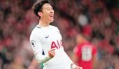 Spurs shrug off Kane injury, Arsenal silence Deeney