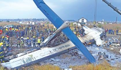 49 killed in US-Bangla plane crash