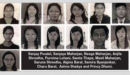 13 Nepali students  of a Sylhet medical  college among dead