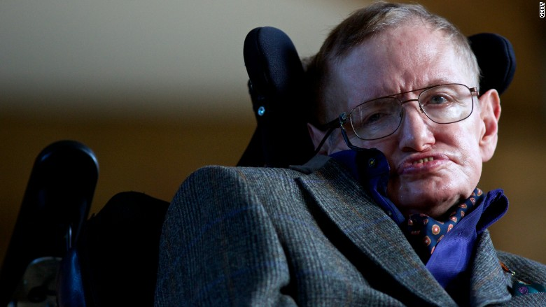 Hawking: A brief history of genius