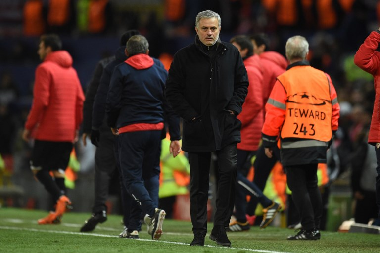 Champions League heartache not new for United, insists Mourinho