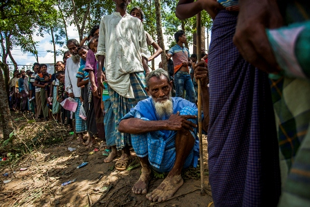 Myanmar verified only 374 Rohingyas for 1st phase repatriation: Official