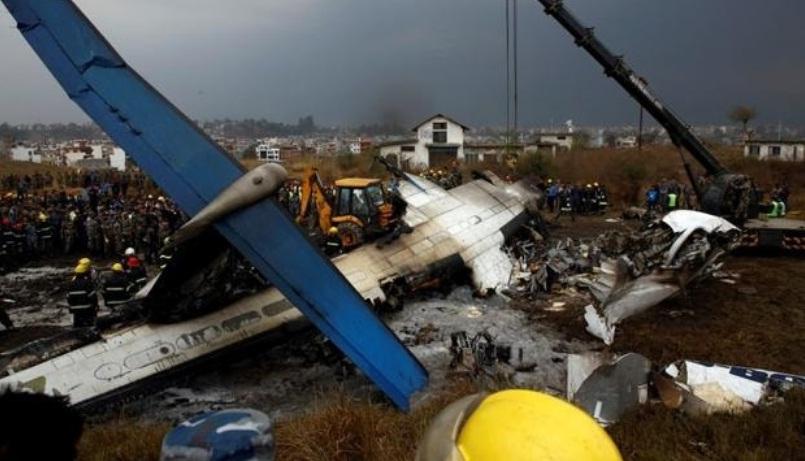 US-Bangla plane crash victim sent to Singapore