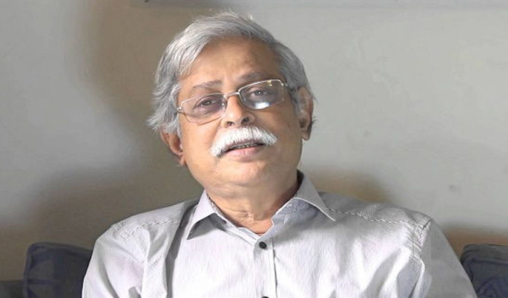Prof Zafar Iqbal returns to SUST campus