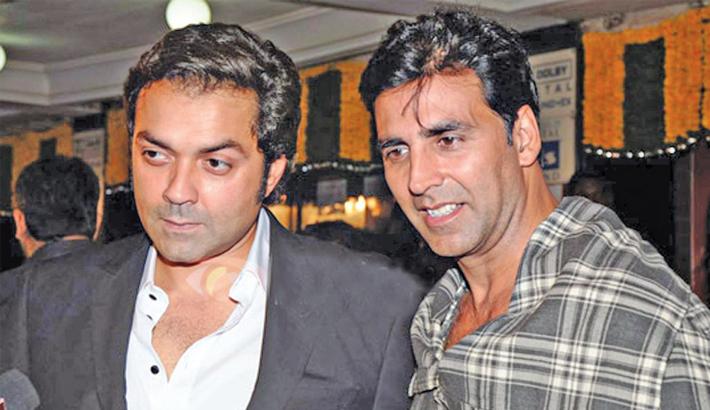 Bobby to reunite with Akshay in Housefull 4