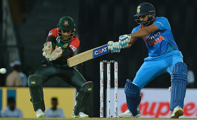 Bangladesh invites India to bat first